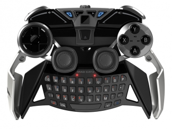 Chơi game console ở mọi nơi với Mad Catz L.Y.N.X.9, dành cho Smartphones, Tablets chạy Android, HDTV và PC. Model: MCB3226700C2/04/1- Black