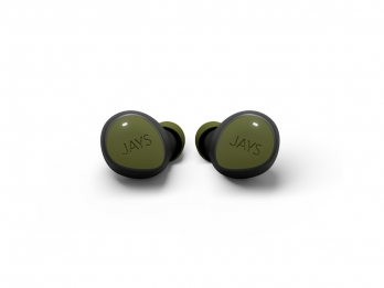 Tai nghe bluetooth True Wireless Jays m Seven - Green