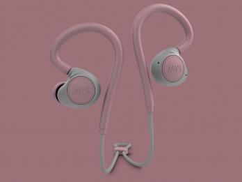 Tai nghe không dây bluetooth Jays m-Six Wireless - Dusty Rose
