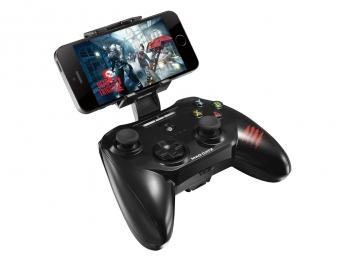 Mad Catz C.T.R.L.i, tay cầm chơi game console cho các thiết bị IOS, Apple iPhone 7, iPod and iPad - Model: MCB312630AC2/04/1
