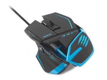 Chuột chơi game chuyên nghiệp Mad Catz R.A.T. TE Tournament Edition cho PC và MAC - Model:  MCB437040002/04/1