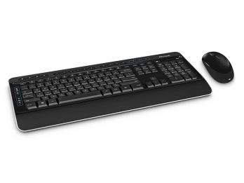 Bộ bàn phím chuột không dây Microsoft 3000