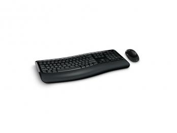 Bộ bàn phím chuột không dây Microsoft 5050