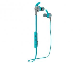 Tai nghe không dây bluetooth Monster iSport Achieve - Blue