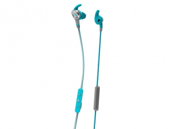 Tai nghe thể thao không dây bluetooth Monster iSport Intensity - Blue