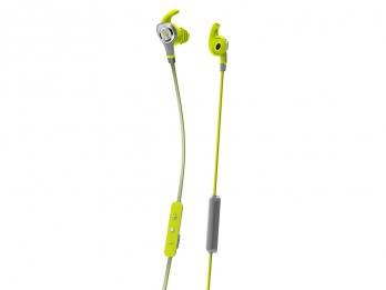 Tai nghe thể thao không dây bluetooth Monster iSport Intensity - Green