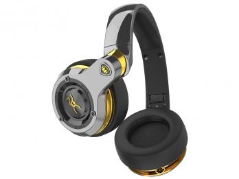Tai nghe Over Ear Monster ROC SPORT BLACK PLATINUM, một sản phẩm hợp tác giữa Ronaldo và Monster