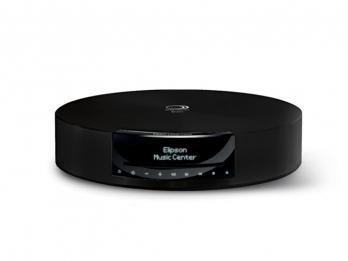 Elipson Music Center BT HD - Tích hợp Amplifier class D, đầu đọc Audio CD và kết nối không dây bluetooth đến smartphone