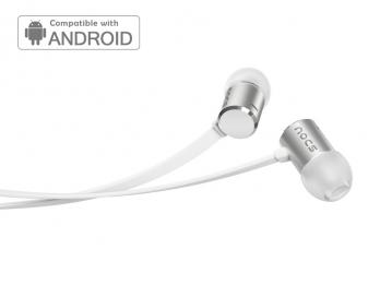 Tai nghe Nocs NS500 Aluminum cho Android - Silver (NS500A-002)