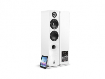Loa cột không dây bluetooth Elipson Prestige Facet 14F BT - White