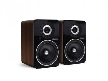 Loa bookshelf bluetooth Elipson Prestige Facet 6B BT  - Walnut