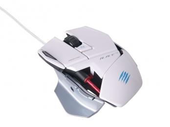 Chuột chơi game cao cấp thiết kế như Robot biến hình, Mad Catz R.A.T. 3 cho PC, Laptop, MAC. Model: MCB437030001/04/1