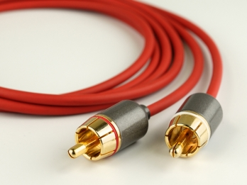 NuForce Audio Cable RCA to RCA (1m) - Red