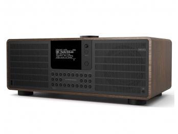 Loa Bluetooth Revo SuperSystem - Walnut Black
