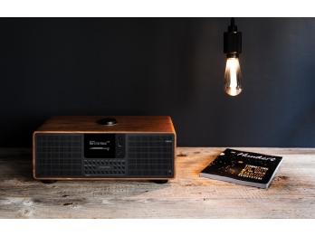 Loa Bluetooth Revo SuperSystem - Walnut Black