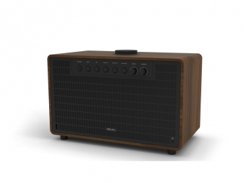 Loa Bluetooth Revo SuperTone - Walnut Black