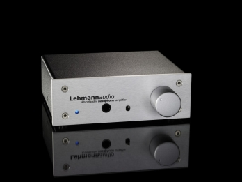 Lehmannaudio Headphone Amplifier Rhinelander - Silver