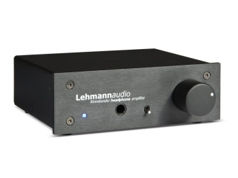 Lehmannaudio Headphone Amplifier Rhinelander - Black