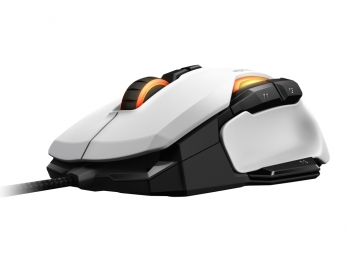 Chuột game Roccat Kone AIMO - White - share, comment page Loa tặng tai nghe true wireless Cowon