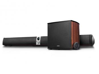 Loa thanh kèm subwoofer SoundBar Edifier S70DB, tích hợp cả bluetooth nghe nhạc, xem phim, nghe tin tức chơi hết