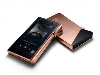 Máy nghe nhạc hi-end Astell & Kern A&ultima SP2000 - Copper