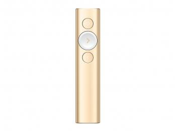 Thiết bị trình chiếu Logitech Spotlight Presentation Remote - Gold