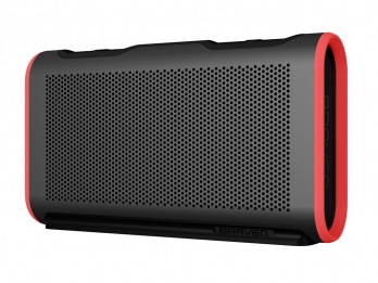 Loa bluetooth di động Braven Stryde - Grey/Red