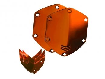 Miếng khiên bảo vệ V-MODA SHIELD - Sun Orange (M100&LP)