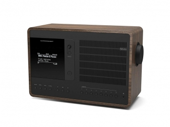 Loa Bluetooth Revo SuperConnect - Walnut Black