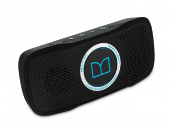 Loa bluetooth Monster Superstar BackFloat - Neon Blue