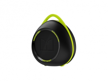 Loa bluetooth Monster Superstar Hotshot - Neon Green