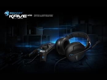 Tai nghe có Mic ROCCAT Kave XTD 5.1 Digital