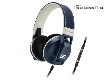 Tai nghe Sennheiser URBANITE XL - Denim for iPhone/iPad/iPod