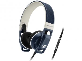 Tai nghe Sennheiser URBANITE - Denim for iPhone/iPad/iPod
