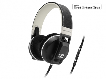 Tai nghe Sennheiser URBANITE XL - Black for iPhone/iPad/iPod