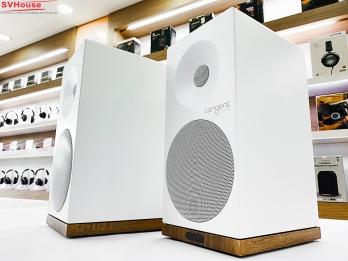 Loa bookshelf không dây bluetooth Tangent X5BT - White (share, comment page Loa.vn để có giá siêu ưu đã 9,9 triệu)