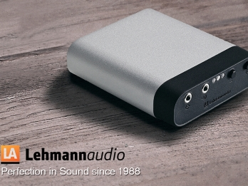 Lehmannaudio Headphone Amplifier Traveller