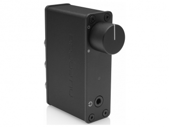 NuForce Headphone Amp, USB DAC uDAC3 - black