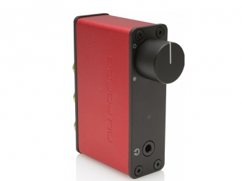 NuForce Headphone Amp, USB DAC uDAC3 - red