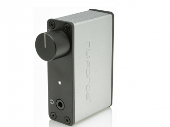 NuForce Headphone Amp, USB DAC uDAC3 - silver
