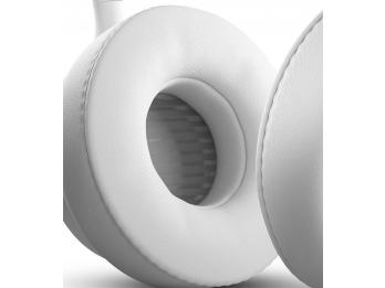 Đệm tai uJays wireless white silver