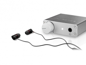 NuForce Headphone Amp, USB DAC uDAC5