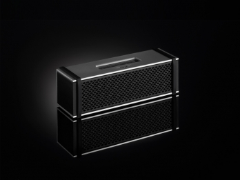Loa không dây bluetooth VMODA REMIX - Silver (inbox page Loa, share, comment có tặng quà)
