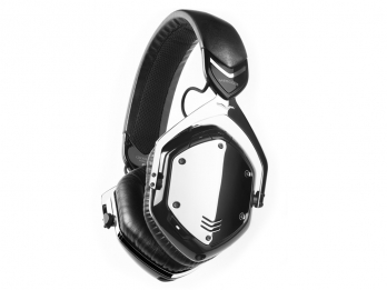 Tai nghe Bluetooth V-MODA Crossfade Wireless - Phantom Chrome  (share, comment trên page Loa để được giá ưu đãi 3.9 triệu)