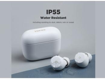 Tai nghe bluetooth True Wireless Edifier X3 TO-U, màu Icy Grey