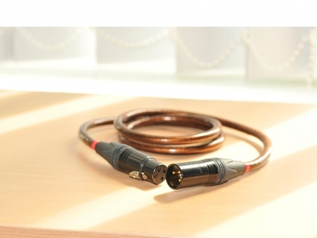 NuForce Audio Interconnects XLR IC-700X-2 Male and Female ( 2 mét ) ( 1 cặp, 2 sợi )