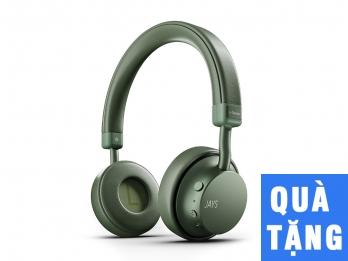 Tai nghe không dây bluetooth Jays a Seven Wireless - Green