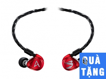 Tai nghe IEM Astell & Kern Diana by JH Audio -Red