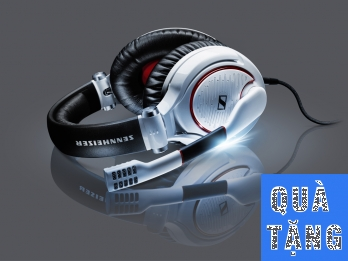 Tai nghe Sennheiser G4ME ZERO - White