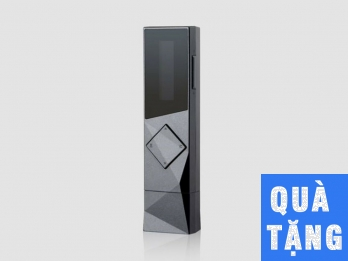Máy nghe nhạc Cowon iAUDIO U7 - 16GB Black